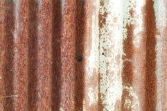 Fundo da oxidação do metal, oxidação do grunge e textura do fundo da corrosão fotografia de stock