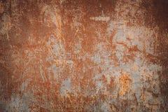 Fundo da oxida??o do metal, textura velha da oxida??o do ferro do metal, oxida??o na superf?cie fotografia de stock royalty free