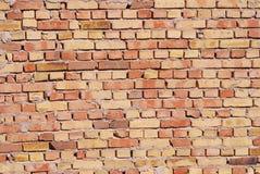 Fundo da parede Fotografia de Stock Royalty Free