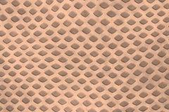 Fundo da parede da forma do diamante de Brown ilustração do vetor
