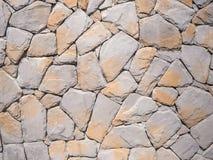 Fundo da parede da rocha Fotografia de Stock Royalty Free