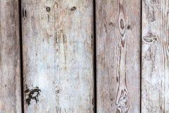 Fundo da parede das placas de madeira Fotografia de Stock