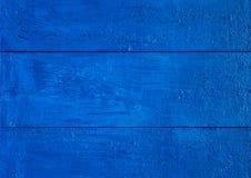Fundo da parede de madeira pintada Imagem de Stock