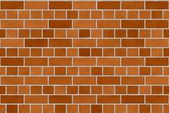 Fundo da parede de tijolo ilustração do vetor