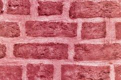 Fundo da parede de tijolo Imagens de Stock