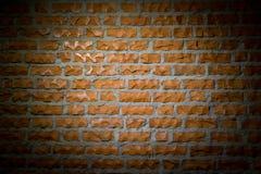 Fundo da parede de tijolo Foto de Stock Royalty Free