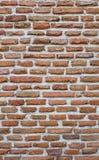Fundo da parede de tijolo Fotografia de Stock