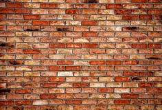Fundo da parede de tijolo Imagem de Stock Royalty Free