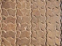 Fundo da parede de tijolo de Grunge Imagem de Stock