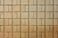 Fundo da parede de tijolo velha do vintage Imagens de Stock Royalty Free