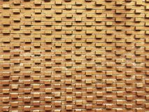 Fundo da parede de tijolo vermelho Foto de Stock Royalty Free