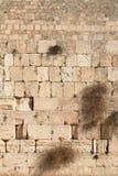 Fundo da parede de Weatern Fotografia de Stock