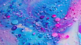 Fundo da partícula da tinta da cor filme