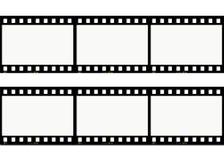 Fundo da película ilustração do vetor