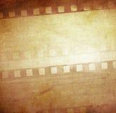 Fundo da película de Grunge Imagens de Stock