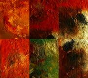 Fundo da pintura Imagem de Stock