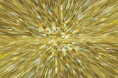 Fundo da pirâmide do sumário 3d de Digitas Imagens de Stock