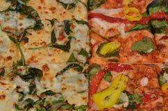 Fundo da pizza Imagens de Stock Royalty Free