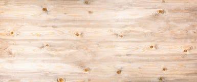 Fundo da placa de madeira, textura Pranchas, assoalho ou parede de madeira, bandeira Foto de Stock