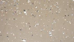 Fundo da praia da areia Fotografia de Stock