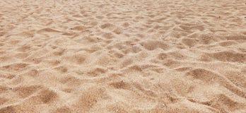 Fundo da praia sand Imagem de Stock