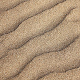 Fundo da praia sand Fotografia de Stock