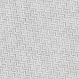 Fundo da repetição de Gray Geometric Design Tile Pattern Fotos de Stock