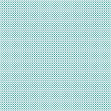 Fundo da repetição de Teal Small Polka Dot Pattern fotografia de stock royalty free