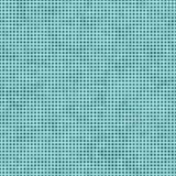 Fundo da repetição de Teal Small Polka Dot Pattern fotos de stock