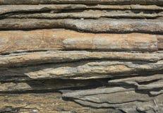Fundo da rocha Fotografia de Stock