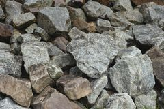 Fundo da rocha Imagens de Stock Royalty Free
