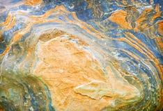 Fundo da rocha - textura Fotos de Stock Royalty Free