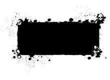 Fundo da silhueta do grunge de Dia das Bruxas Imagens de Stock