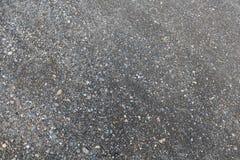 Fundo da superfície da textura da estrada asfaltada foto de stock