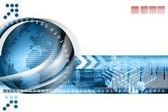 Fundo da tecnologia Foto de Stock
