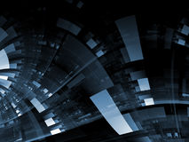 Fundo da tecnologia de Digitas Foto de Stock