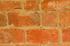 Fundo da textura áspera do tijolo Fotos de Stock Royalty Free