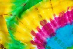 Fundo da textura da cor da tintura do laço da tela Fotos de Stock Royalty Free