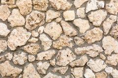Fundo da textura da parede de pedra Imagem de Stock