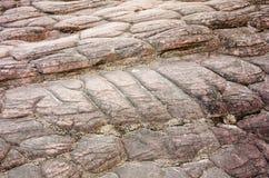 Fundo da textura da parede de pedra, grunge Fotos de Stock Royalty Free