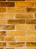 Fundo da textura da parede de tijolo vermelho Vagabundos urbanos velhos pretos da parede de tijolo Imagem de Stock Royalty Free