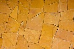 Fundo da textura da parede do Sandstone Fotos de Stock