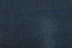 Fundo da textura da sarja de Nimes Imagens de Stock Royalty Free