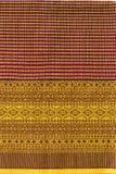 Fundo da textura da tela Fotografia de Stock