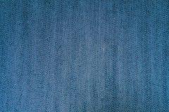Fundo da textura da tela das calças de brim Fotos de Stock