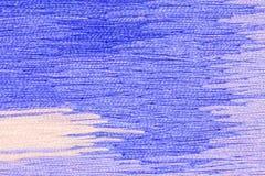 Fundo da textura da tela, macro Fotografia de Stock Royalty Free