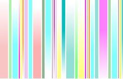 fundo da textura das barras coloridas da cor pastel Imagem de Stock
