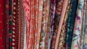 Fundo da textura de matéria têxtil Fotografia de Stock Royalty Free