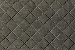 Fundo da textura de matéria têxtil com teste padrão do diamante Foto de Stock Royalty Free