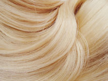 Fundo da textura do cabelo do destaque Imagem de Stock Royalty Free